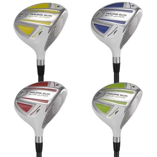 OPEN BOX Young Gun ZAAP Junior Kids Golf 3 Wood