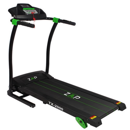 ZAAP TX2000 Electric Motorized Treadmill