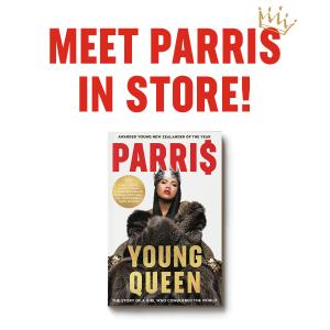 Parris Goebel is Coming!