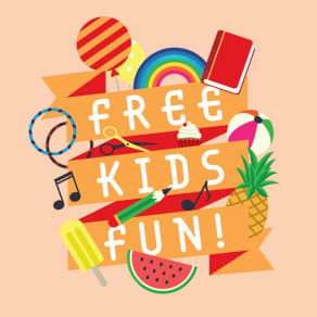 FREE Kids Weekly Activities