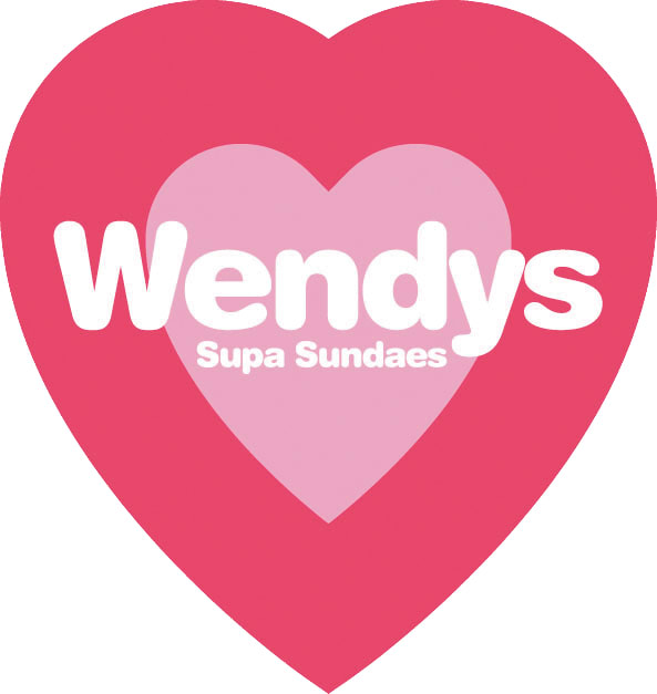 Wendy's Supa sundaes