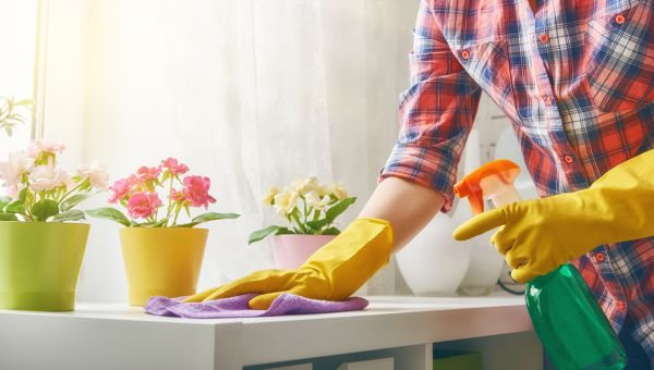 Spring Cleaning Your Life
