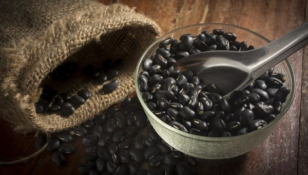Swap: Flour for Black Beans