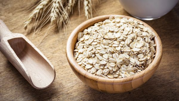 Swap: Breadcrumbs for Rolled Oats