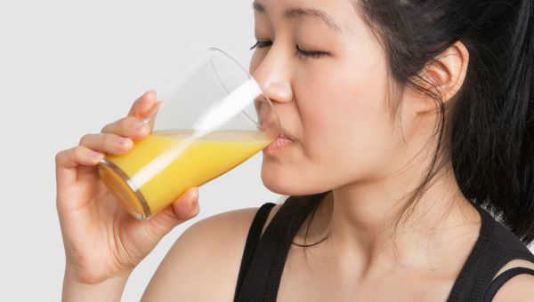 Mistake #1: You drink juice.