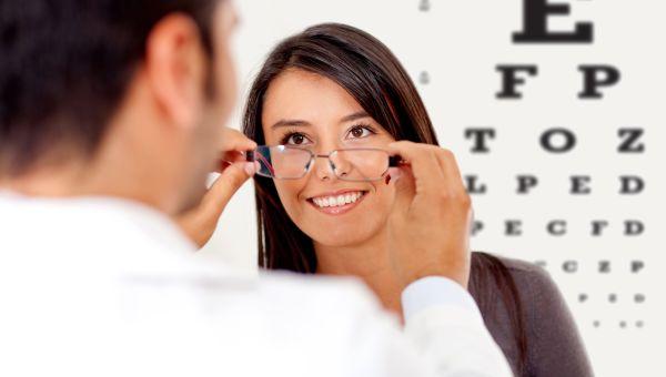 Your eye doctor