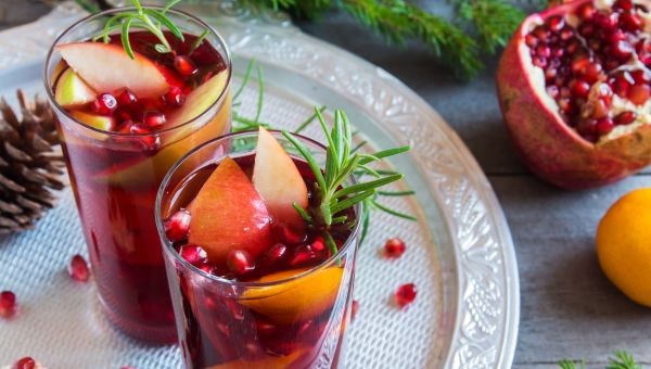 Seasonal Sangria