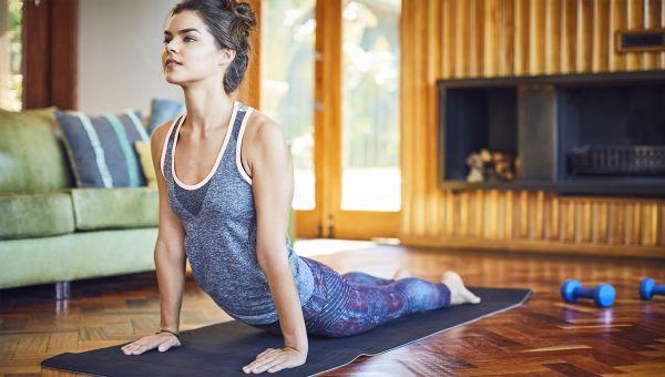 Yoga Poses in 12 Easy Steps   Fitness - Sharecare