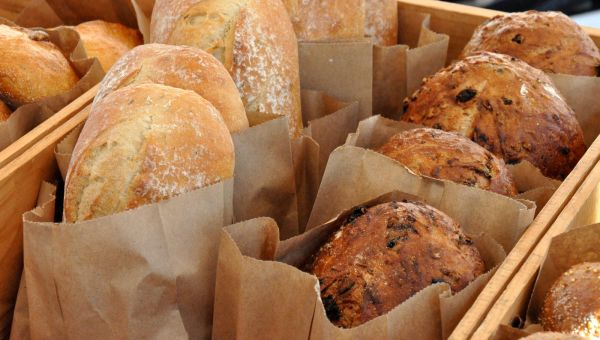 5. Breads