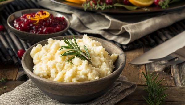 Yummy Mashed Potatoes Recipe
