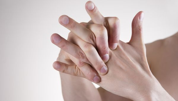 """""""Cracking my knuckles will cause arthritis."""""""