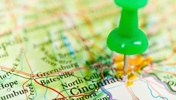 9. Cincinnati, OH