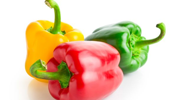 18 Weeks – Baby's Size: Bell Pepper