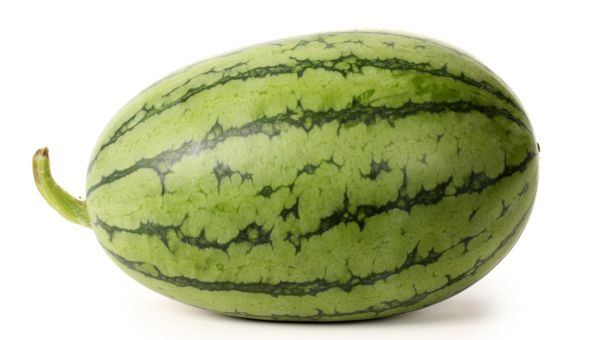 Week 39 – Baby's Size: Mini-Watermelon