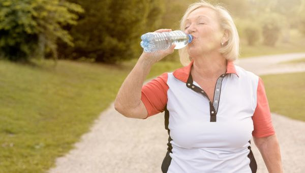 Dehydration and Heat Stroke