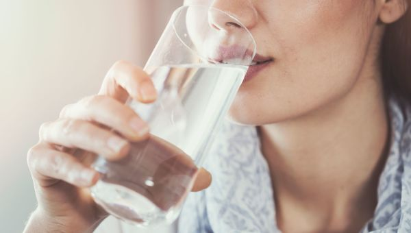 Don't let dehydration sneak up on you