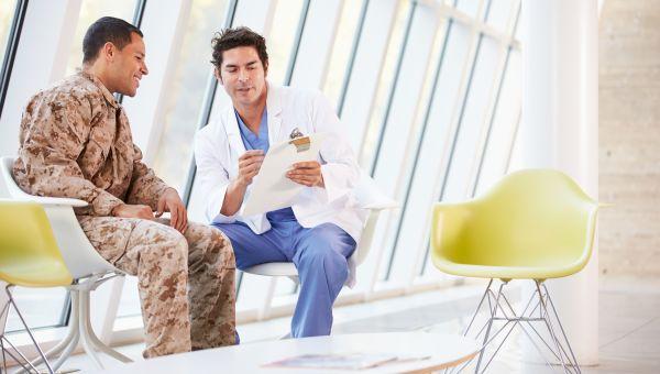 Richard Ricciardi, Ph.D.: Military Nursing