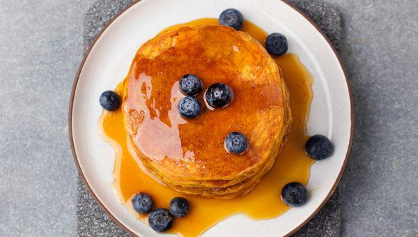 62. Low-calorie pancake