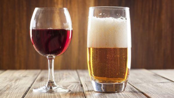 Beer, Wine and Hard Cider