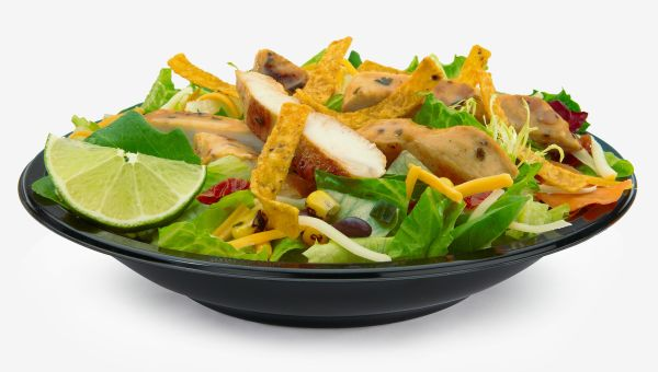 McDonald's: Southwest Salad With Grilled Chicken