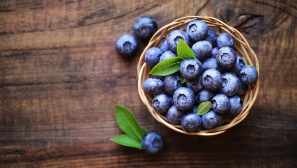 Perimenopause: Blueberries