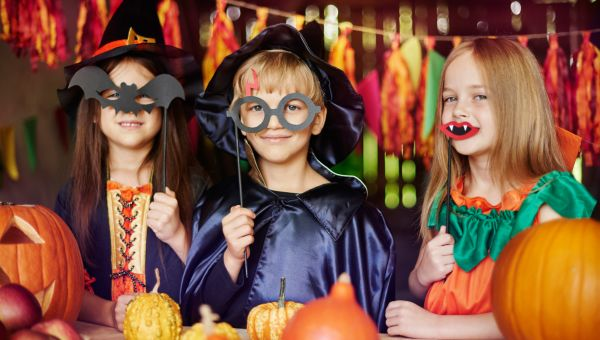 Keep Kids' Costumes Safe