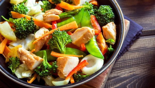 Try one-pot stir-frys