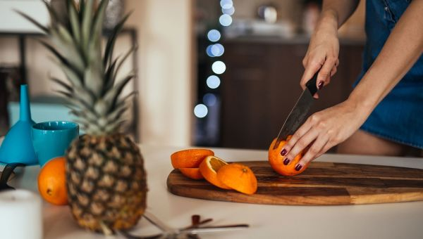 Stock your kitchen with healthy eats