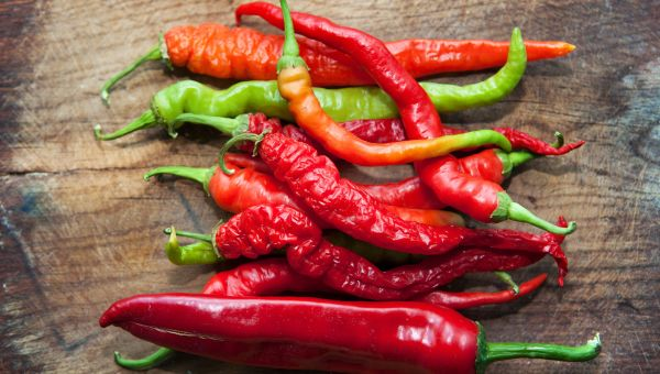 Myth: Spicy food can help kick start labor
