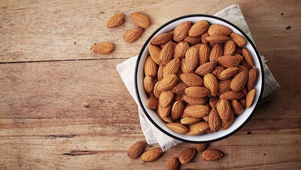 Go nuts for almonds