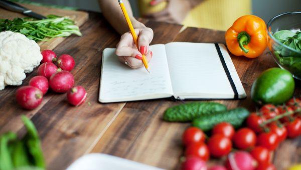 Keep a food diary