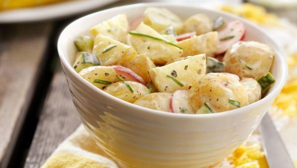 Potato salad vs. coleslaw