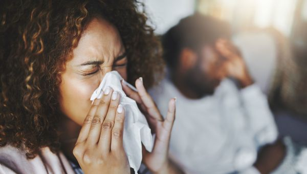 Myth: A bad cold can turn into the flu