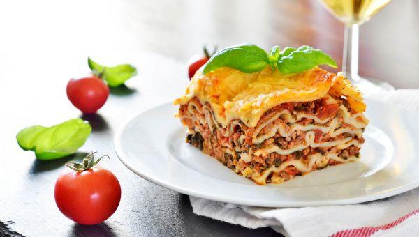 Load up lasagna with veggies