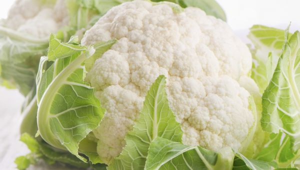 27 Weeks – Baby's Size: Cauliflower