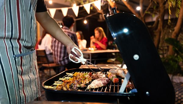 Danger-Proof Your Grill