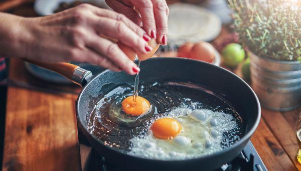 Eggs Kept My Diet Interesting