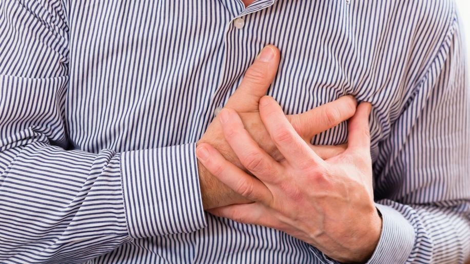 Heart disease uses up your paid time off