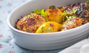 Anti-Inflammatory Recipe: Chicken Scallopini