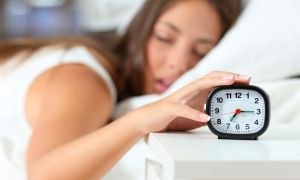 Diabetes and Sleep Problems