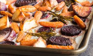 Anti-Inflammatory Recipe: Roasted Sliced Beets