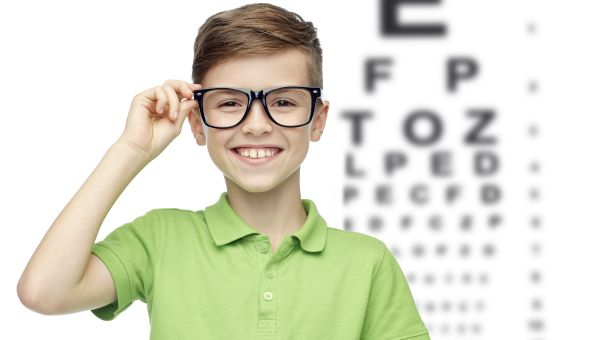 Helping Kids See Clearly