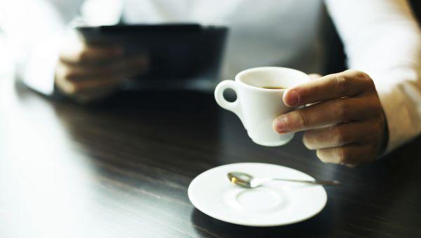 Coffee Refill? It's Okay . . .