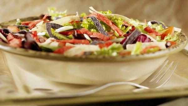 Garden Taco Salad Recipe