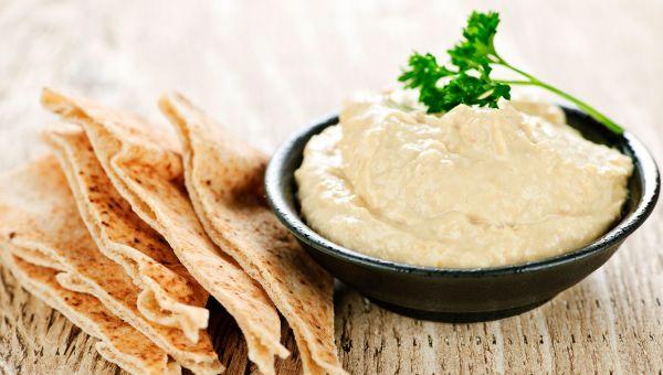 Lemony Cashew Tahini Dip Recipe