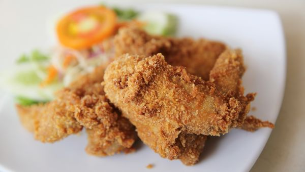 "Oven ""Fried"" Chicken Recipe"