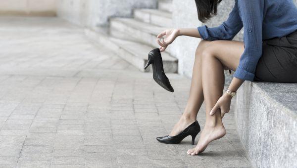 48dc3f691d Worst Case Scenario: I Wear High Heels Every Day - Sharecare