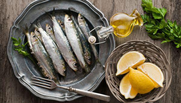 Anti-Inflammatory Diet Tip: Sardines