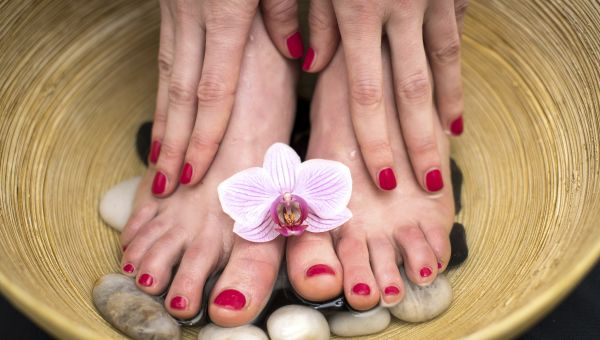Do-It-Yourself Foot Massage for Stress Reduction