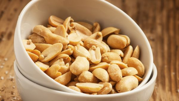 Go Nuts (Healthy Nuts, That Is)